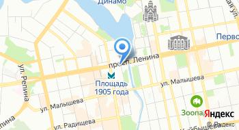 ГБПОУ СО УГК имени И.И. Ползунова на карте