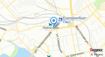 Клондайк на карте