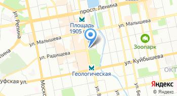 Благотворительный фонд Дети России на карте