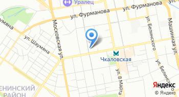 Автошкола Авто-Лада на карте