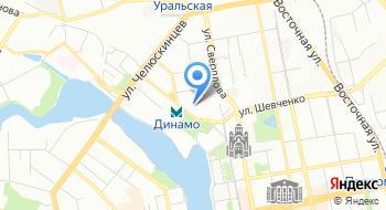 Стадион Локомотив Каток на карте