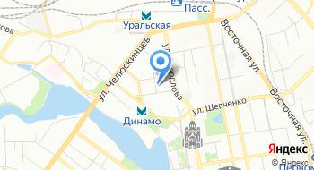 Екатеринбург ИНК на карте