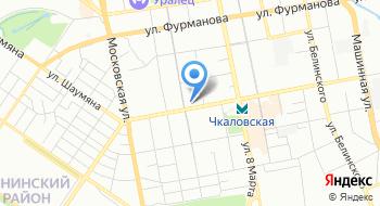 МАОУ Лицей №3 на карте