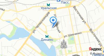 ЕКБ Квест на карте