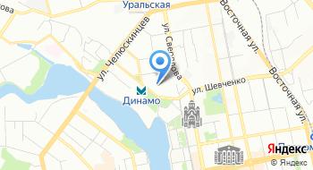МБОУ ДО ДЮСШ №8 Локомотив на карте