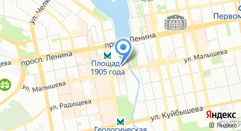 Craft mini bar - бар крафтового пива в Екатеринбурге на карте