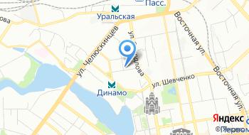 Интернет-магазин Hi96.ru на карте