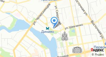 ЕМУП ТПУ на карте