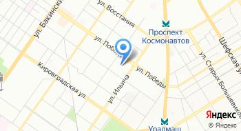Гимназия Арт-этюд на карте