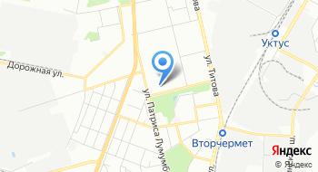 Санаторная школа-интернат №28 на карте