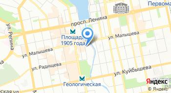 Прогресс XXI век на карте