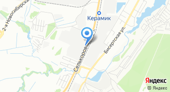 GlassGuard на карте