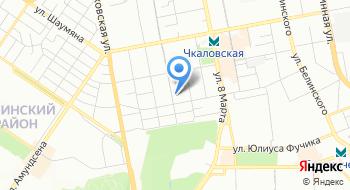 СредУралГранитСтрой на карте