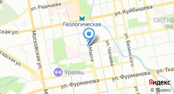 Ассоциация фотографов Екатеринбурга на карте