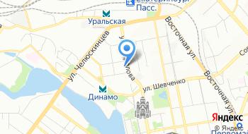 Выставочное общество Уральские выставки на карте