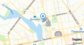 Ресторанный комплекс Космос на карте