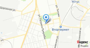 Физкультурно-оздоровительный комплекс Чкаловский на карте