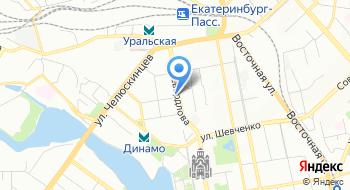 Pestcontrol96.ru на карте