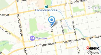 Музей-театр Барабанный Дом на карте