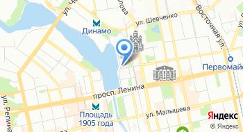 Магазин автоаксессуаров Автопрайд на карте