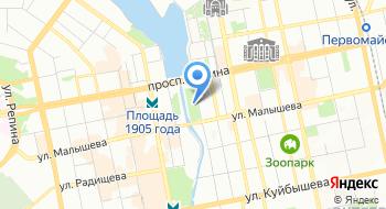Библиотека-магазин Art Library на карте