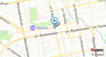 ТСТ-агентство на карте