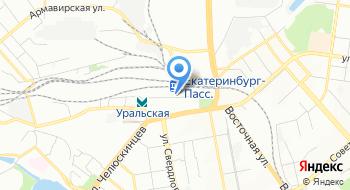 ГБУ СО Центр развития туризма Свердловской области на карте