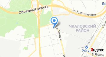 Центр классической Космоэнергетики Анахита по методу Э.М. Багирова на карте
