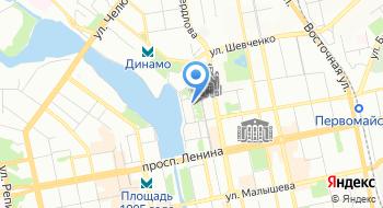 Интернет-магазин Motoblok66.ru на карте