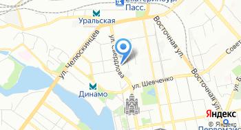 Городской дом музыки на карте