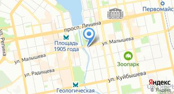 Институт сертификации СМК на карте