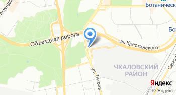 Автомагазин Автофильтр на карте