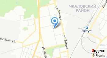 Полировка волос в Екатеринбурге на карте
