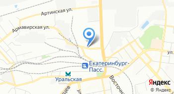 Гетеборг на карте