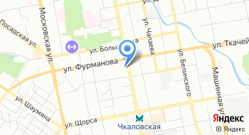 Муниципальный театр балета Щелкунчик на карте