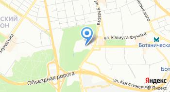 Ветеринарная клиника Ника на карте
