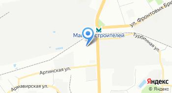 ТК Горшков на карте