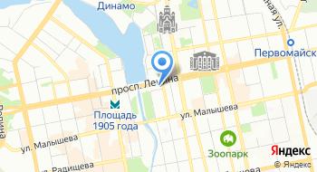 Часовня во имя Святой Екатерины на карте