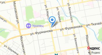 Женская консультация №1 Ленинского района на карте