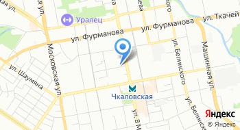 Автостудия Sparta на карте