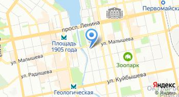 Паритет Урал на карте