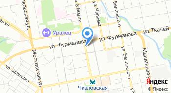 Ortix на карте
