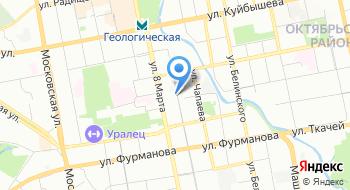 Интернет-магазин Элькант на карте