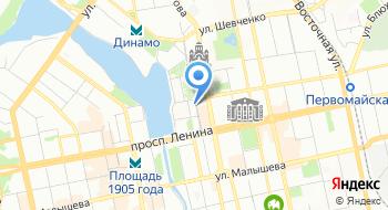 Анабель на карте