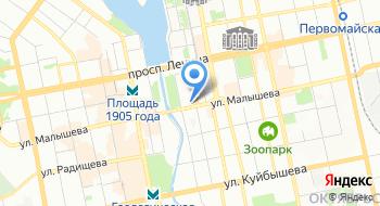 Авеконт на карте