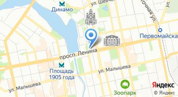 Internet на карте