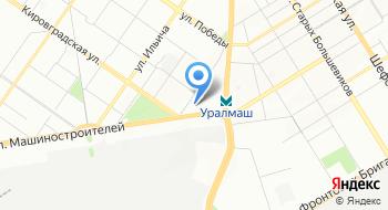 Мамина школа Кенгуру на карте