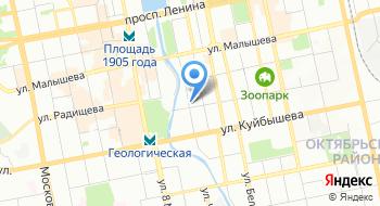Аудиторская фирма ВФК на карте