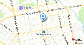 Сады России на карте