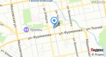 ОргМастер на карте